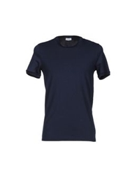 Dolce And Gabbana Underwear Undershirts Dark Blue