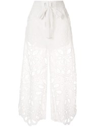 Alice Mccall Embroidered Baudelaire Culottes 60