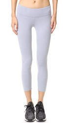 Splits59 Essential Nova Performance Capri Leggings Light Heather Grey