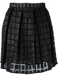 Dodo Bar Or Midi Full Skirt Black