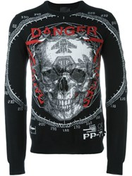 Philipp Plein 'Gifford' Jumper Black