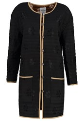 Noa Noa Short Coat Black