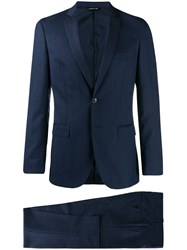 Tonello Two Piece Dinner Suit Blue