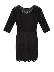 Talitha Broderie Anglaise Cotton Dress