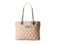 My Flat In London Beacon Hill Tote Nude Tote Handbags Beige