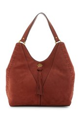Nanette Lepore Santa Ana Shoulder Bag Brown