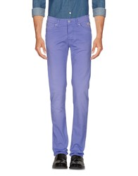Roy Rogers Roger's Casual Pants Lilac