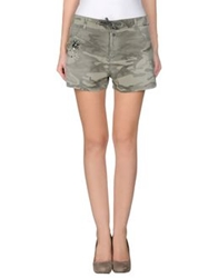 Twin Set Jeans Shorts Grey