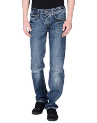 Ice Iceberg Denim Denim Trousers Men Blue