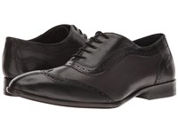 Messico Paterno Black Patent Burnished Grey Leather Shoes