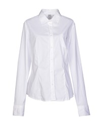 Murphy And Nye Shirts Shirts Women White