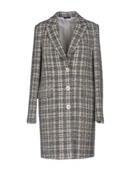 Tonello Coats Grey