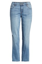 Kut From The Kloth Reese Straight Leg Ankle Jeans