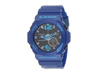 G Shock Arabic Index Ana Digi Chronograph Blue Sport Watches