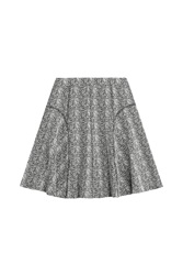 Steffen Schraut Clubhouse Flared Skirt Multicolor