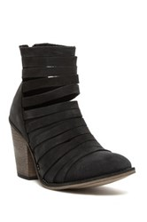 Free People Strappy Hybrid Bootie Black