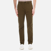 Paul Smith Ps By Men's Tapered Fit Chinos Khaki Green