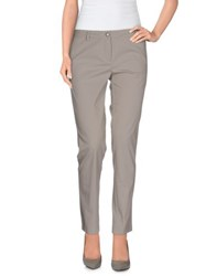 Yoon Trousers Casual Trousers Women Grey