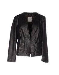 Gold Case Suits And Jackets Blazers Women Black