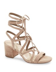 424 Fifth Honey Lace Up Sandals