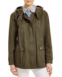 French Connection Relaxed Anorak Olive
