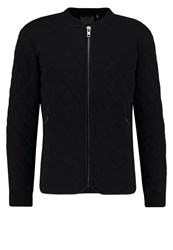 Minimum Essex Bomber Jacket Black