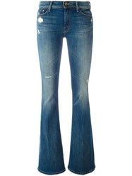Mother 'The Cruiser' Jeans Blue