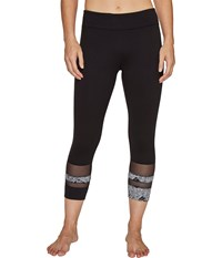 Soybu Long Board Capris Reef Women's Capri Multi