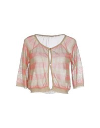 Fairly Knitwear Cardigans Women Beige