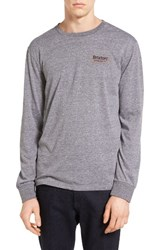 Brixton Men's Palmer Graphic Long Sleeve T Shirt