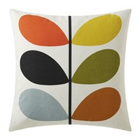 Orla Kiely Multi Stem Cushion 45X45cm Multi