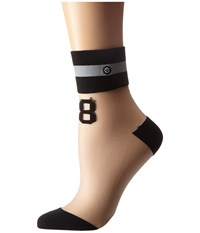Stance 88 Anklet Grey Women's Crew Cut Socks Shoes Gray