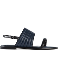 See By Chloe Padded Sandals Blue