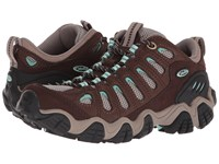 Oboz Sawtooth Low Chestnut Beach Glass Women's Shoes Brown