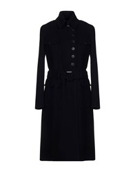 Ralph Lauren Black Label Coats Dark Blue