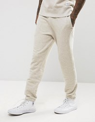 Converse Essentials Luxe Joggers In Beige 10000657 A11