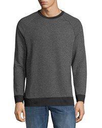 Vimmia Accomplice Terry Pullover Sweatshirt Charcoal