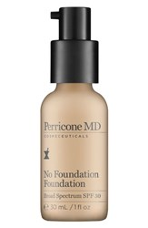 N.V. Perricone Md Fair To Light No Foundation Foundation Broad Spectrum Spf 30
