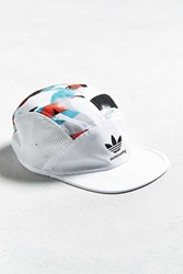 Adidas Skateboarding Courtside Hype Hat White