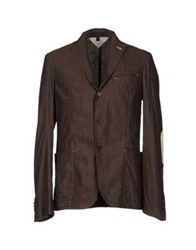 Antonio Croce Blazers Dark Brown