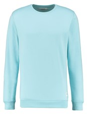 Solid Garon Sweatshirt Light Blue