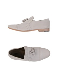 Sartore Moccasins Light Grey
