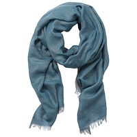 Betty Barclay Two Tone Scarf Blue Grey