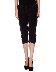 Ermanno Scervino Scervino Street Trousers 3 4 Length Trousers Women Deep Purple