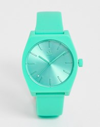 Adidas Sp1 Process Silicone Watch In Green