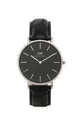 Daniel Wellington Classic Reading 40Mm Black