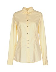 Etichetta 35 Shirts Shirts Women Light Yellow