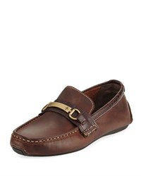 Cole Haan Somerset Bit Ii Leather Loafer Brown