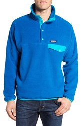 Patagonia Men's 'Synchilla Snap T' Fleece Pullover
