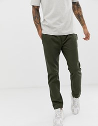 Tommy Hilfiger Jeans Waistband Chino Green